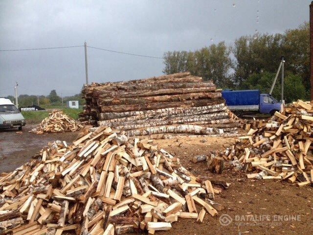 Купить дрова в Ногинск