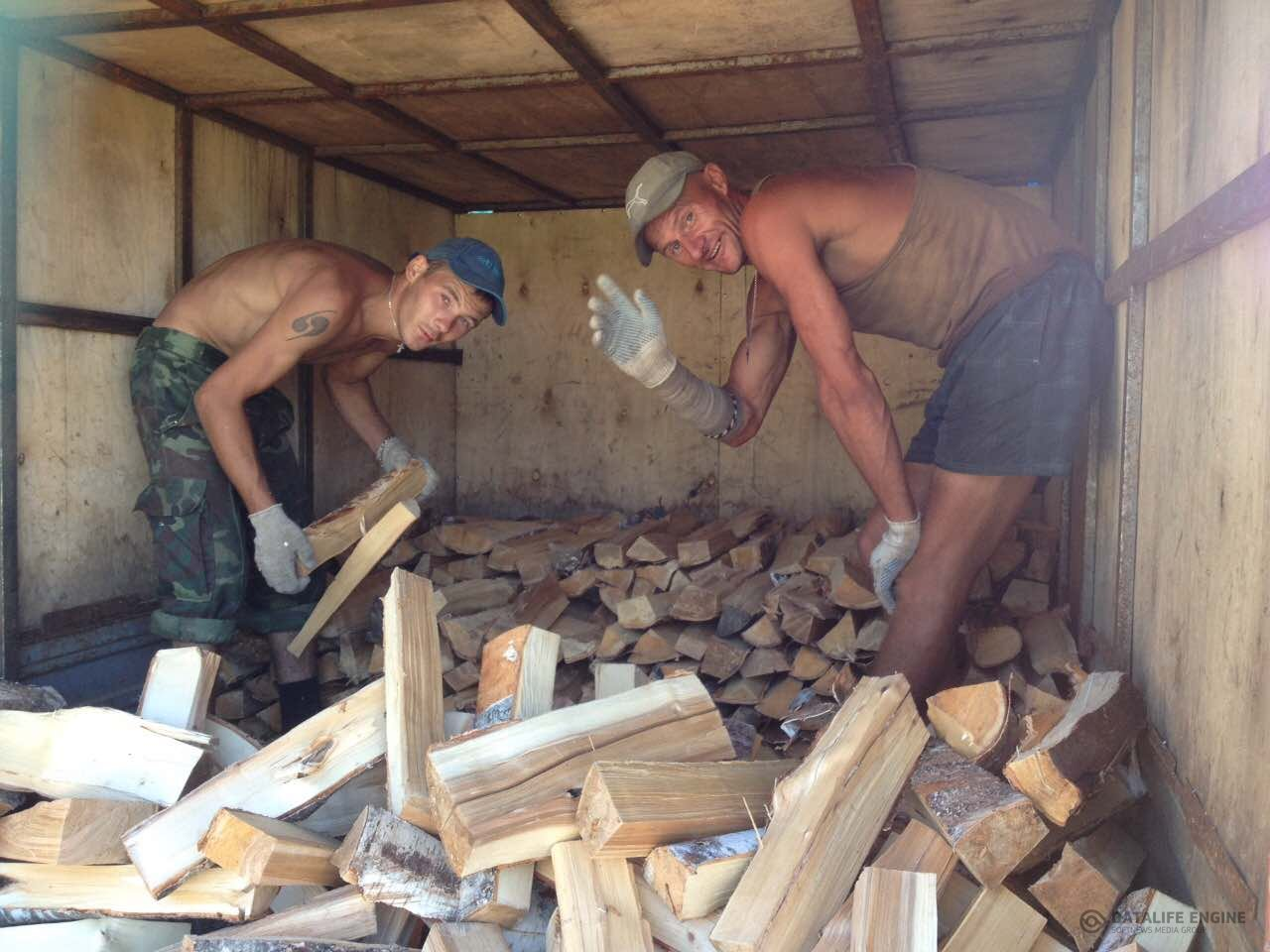 Купить дрова в Мытищи